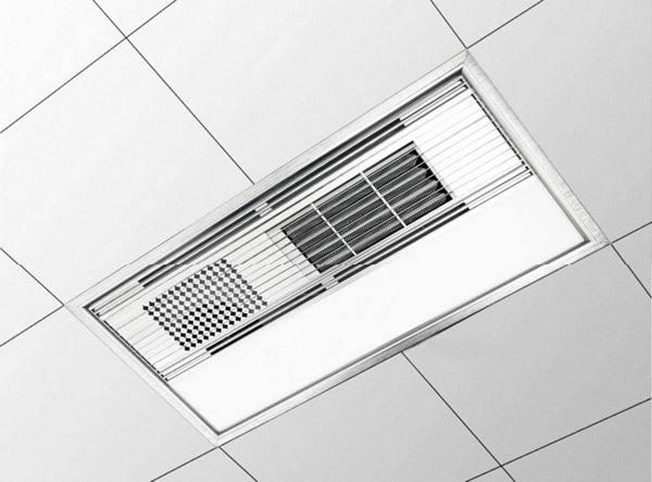 风暖浴霸产品的安装高度和安装步骤