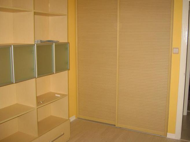 壁柜安装的施工条件及施工方法
