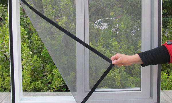 纱窗如何正确安装,弄脏了以后有什么清洗办法