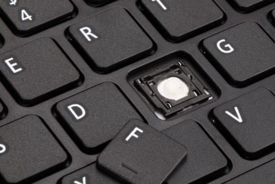 巧克力键盘怎么拆键帽